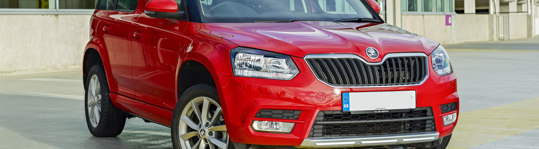 The very best value SKODA Yeti deals anywhere - SKODASTORE.com